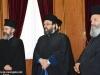 25مطارنة من الكنيسة اليونانية ألاورثوذكسية يطّلعون على مشروع إصلاح القبر المقدس