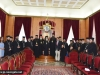 37مطارنة من الكنيسة اليونانية ألاورثوذكسية يطّلعون على مشروع إصلاح القبر المقدس