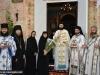 01ألاحتفال بعيد القديس جوارجيوس اللابس الظفر في الكنيسة الرومانية في المدينة المقدسة أورشليم