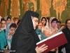 09ألاحتفال بعيد القديس جوارجيوس اللابس الظفر في الكنيسة الرومانية في المدينة المقدسة أورشليم