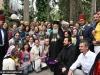 28ألاحتفال بعيد القديس جوارجيوس اللابس الظفر في الكنيسة الرومانية في المدينة المقدسة أورشليم