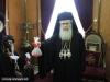 12زيارة بطريرك الكنيسة ألاورثوذكسية ألأثيوبية الى البطريركية ألاورشليمية