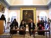 01رئيس دولة إسرائيل في زيارة الى البطريركية ألارمنية