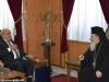 03زيارة نائب وزير التطوير اليوناني الى البطريركية ألاورشليمية