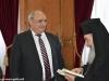 07زيارة نائب وزير التطوير اليوناني الى البطريركية ألاورشليمية