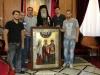 6أيقونة من جيورجيا في البطريركية