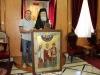 8أيقونة من جيورجيا في البطريركية