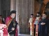 01ألاحتفال بعيد العنصرة في البطريركية ألاورشليمية
