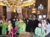 02ألاحتفال بعيد الروح القدس يوم إثنين العنصرة في الكنيسة الروسية في المدينة المقدسة أورشليم