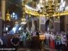 05ألاحتفال بعيد الروح القدس يوم إثنين العنصرة في الكنيسة الروسية في المدينة المقدسة أورشليم