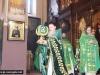 08ألاحتفال بعيد الروح القدس يوم إثنين العنصرة في الكنيسة الروسية في المدينة المقدسة أورشليم