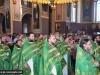 11ألاحتفال بعيد الروح القدس يوم إثنين العنصرة في الكنيسة الروسية في المدينة المقدسة أورشليم