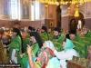 16ألاحتفال بعيد الروح القدس يوم إثنين العنصرة في الكنيسة الروسية في المدينة المقدسة أورشليم
