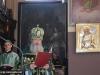 19ألاحتفال بعيد الروح القدس يوم إثنين العنصرة في الكنيسة الروسية في المدينة المقدسة أورشليم