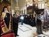 3ألاحتفال بإثنين العنصرة خلال أعما ل المجمع ألاورثوذكسي الكبير
