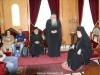 18زيارة متروبوليت كالاماريا للبطريركية الاورشليمية