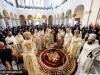 01قداس الهي بطريركي كبير بمناسبة أحد جميع القديسين خلال أعمال المؤتمر ألاورثوذكسي الكبير