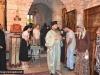 10ألاحتفال بأحد جميع القديسين في البطريركية ألاورشليمية
