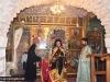 13ألاحتفال بأحد جميع القديسين في البطريركية ألاورشليمية