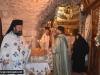 17ألاحتفال بأحد جميع القديسين في البطريركية ألاورشليمية
