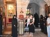 27ألاحتفال بأحد جميع القديسين في البطريركية ألاورشليمية