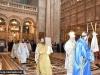 01ألاحتفال بوداع الفصح المجيد في البطريركية ألاورشليمية