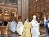 02ألاحتفال بوداع الفصح المجيد في البطريركية ألاورشليمية