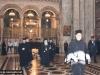 07ألاحتفال بوداع الفصح المجيد في البطريركية ألاورشليمية