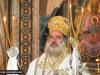 08ألاحتفال بوداع الفصح المجيد في البطريركية ألاورشليمية