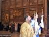 11ألاحتفال بوداع الفصح المجيد في البطريركية ألاورشليمية