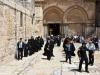 08ألاحتفال بأحد الرسول توما في البطريركية ألاورشليمية