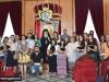 09مجموعة من طلاب جامعة البوليتخنيون في أثينا تزور البطريركية