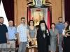 17مجموعة من طلاب جامعة البوليتخنيون في أثينا تزور البطريركية