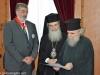 18السفير اليوناني في إسرائيل يزور البطريركية