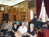 1-1مجموعة حجاج من مطرانية ايرابيديس من كنيسة كريت يزورون البطريركية