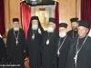 1-11مجموعة حجاج من مطرانية ايرابيديس من كنيسة كريت يزورون البطريركية