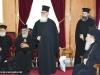1-7مجموعة حجاج من مطرانية ايرابيديس من كنيسة كريت يزورون البطريركية