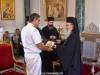 03ضباط سلاح البحرية اليونانية يزورون البطريركية