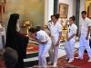 06ضباط سلاح البحرية اليونانية يزورون البطريركية