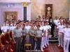 11ضباط سلاح البحرية اليونانية يزورون البطريركية