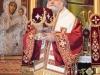 11ألاحتفال بعيد القديس العظيم في الشهداء بنديلايمون في البطريركية