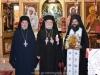 12ألاحتفال بعيد القديس العظيم في الشهداء بنديلايمون في البطريركية