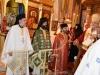 5ألاحتفال بعيد القديس العظيم في الشهداء بنديلايمون في البطريركية