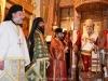 6ألاحتفال بعيد القديس العظيم في الشهداء بنديلايمون في البطريركية