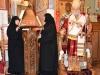 7ألاحتفال بعيد القديس العظيم في الشهداء بنديلايمون في البطريركية