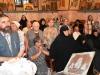 8ألاحتفال بعيد القديس العظيم في الشهداء بنديلايمون في البطريركية