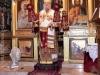 9ألاحتفال بعيد القديس العظيم في الشهداء بنديلايمون في البطريركية