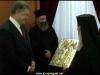 03رئيس الجمهورية ألاوكرانية يزور البطريركية ألاورشليمية
