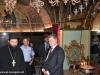08رئيس الجمهورية ألاوكرانية يزور البطريركية ألاورشليمية