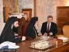 15رئيس الجمهورية ألاوكرانية يزور البطريركية ألاورشليمية